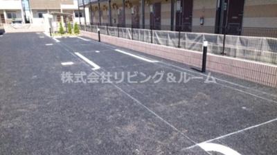 【駐車場】CASA二本松3