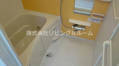 【浴室】CASA二本松3
