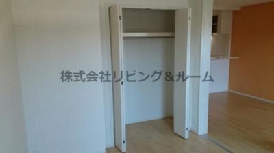 【収納】CASA二本松3