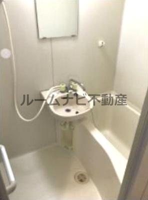 【浴室】サンローズ田端