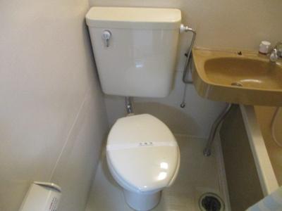【トイレ】ルネ浜口
