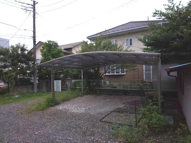 【駐車場】千波町中古一戸建