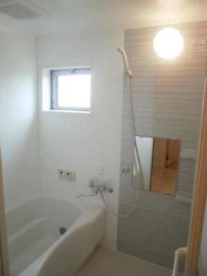 【浴室】D-room秋月 C棟