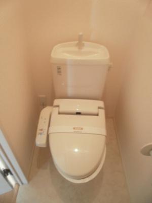 【トイレ】D-room秋月 C棟