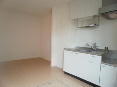 【キッチン】D-room秋月 C棟