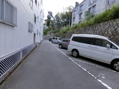 【駐車場】箕面グリーンハイツ1