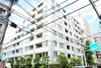 【外観】パークハウス目黒東山