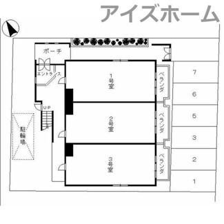 【区画図】アーバン・フジ