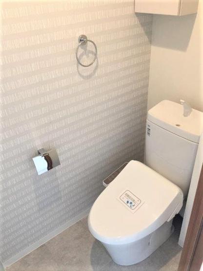 【トイレ】モンセーヌ加島ヴィルコート