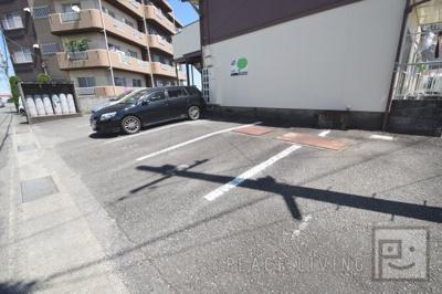 【駐車場】フレグランス立江