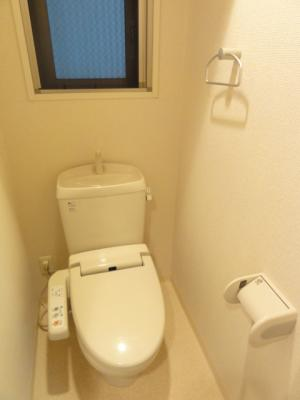 【トイレ】スカイコート後楽園壱番館