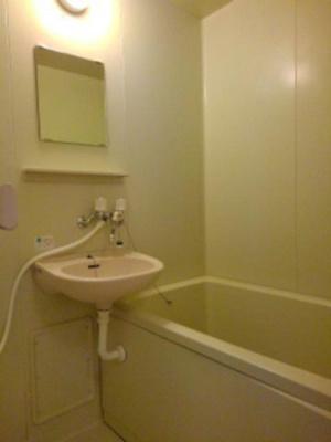 【浴室】シティハイツ新正B