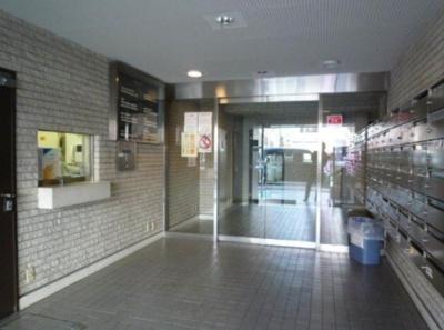 【ロビー】ライオンズマンション方南町駅前