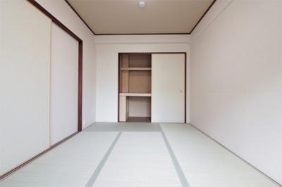 【和室】サニークレスト平野ウィングス A棟