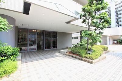【外観】サニークレスト平野ウィングス A棟