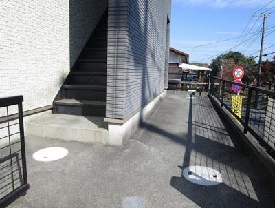 【エントランス】メイプル町田