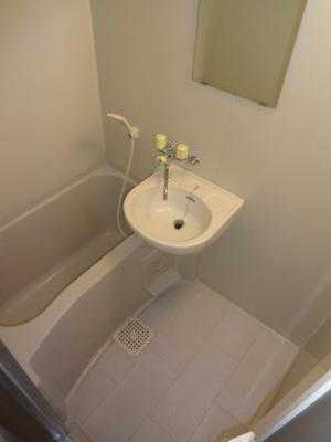 【浴室】サンライフ山口