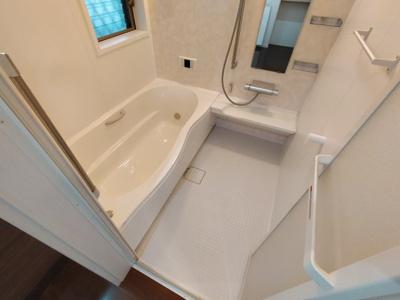 【浴室】上之島町南4丁目貸家