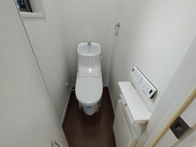 【トイレ】上之島町南4丁目貸家