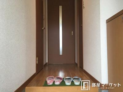 【玄関】シャルマンソレイユビー