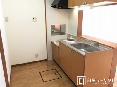 【キッチン】シャルマンソレイユビー