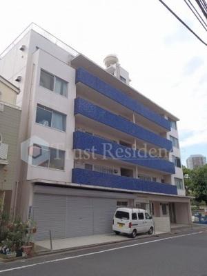 【外観】サンヨーパシフィックマンション