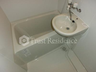 【浴室】サンヨーパシフィックマンション