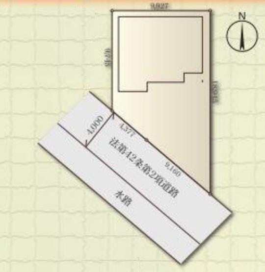 【区画図】○●小田原市中里 令和2年築 中古戸建●○