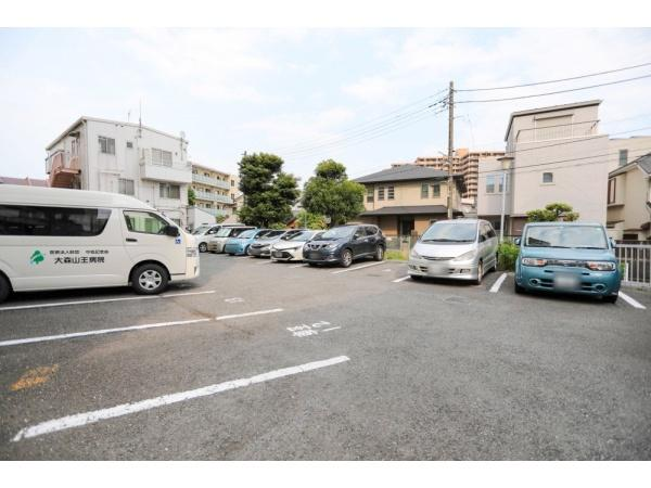 【駐車場】山王スカイマンション