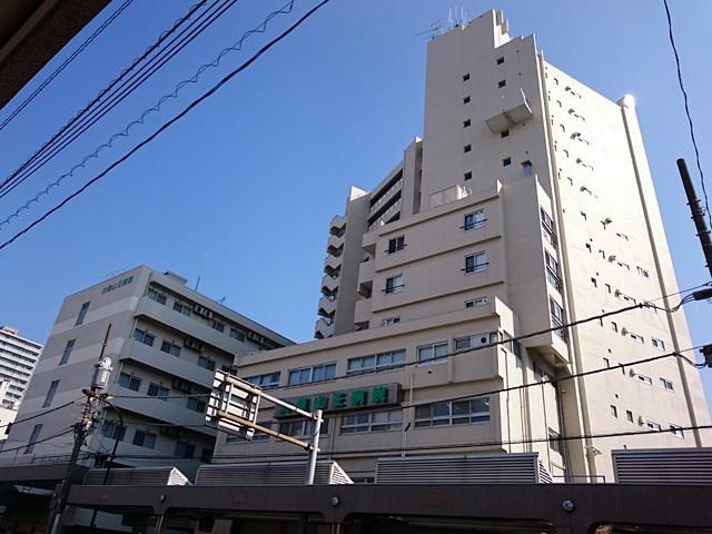 【外観】山王スカイマンション