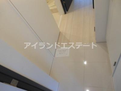 【玄関】ルネサンスコート三軒茶屋 築浅 2人入居可 オートロック