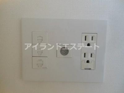 【設備】ルネサンスコート三軒茶屋 築浅 2人入居可 オートロック