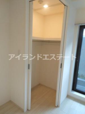 【収納】ルネサンスコート三軒茶屋 築浅 2人入居可 オートロック