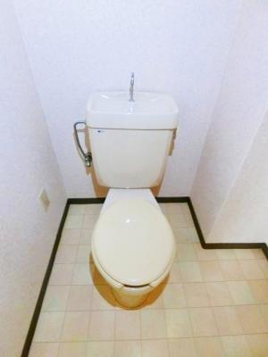 【トイレ】ラポール百舌鳥