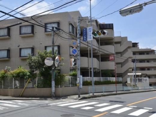 【外観】キャニオンマンションひばりヶ丘