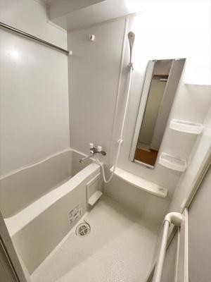 【浴室】スカイコート浅草雷門