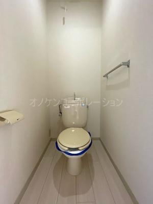 【トイレ】サンハイツふじ