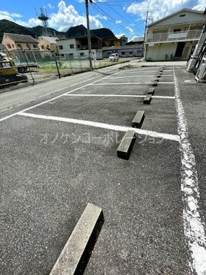 【駐車場】サンハイツふじ