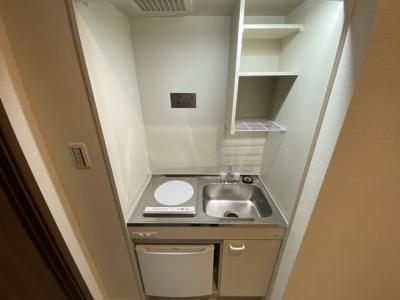 「キッチンスペース」