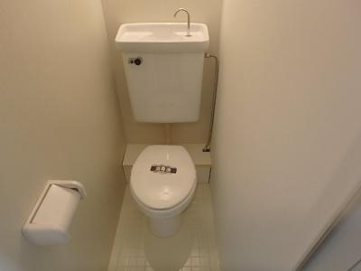 【トイレ】シーアイマンション池袋西