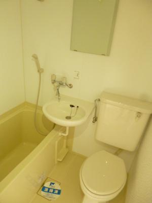 【浴室】スカイコート池袋