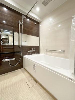 【浴室】アクシルコート新大橋 12階 1990年築 リ ノベーション済