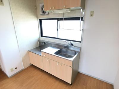【キッチン】プレジール井上 B棟