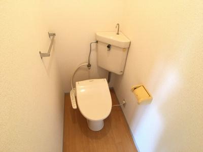 【トイレ】プレジール井上 B棟