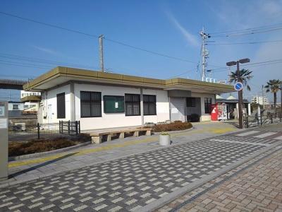 JR宇部線 阿知須駅まで900m