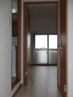 【玄関】ディアコート千早