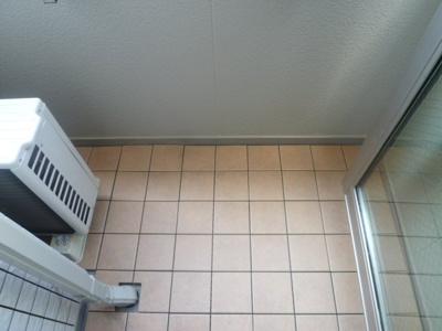 【バルコニー】FIRST HOUSE AZUMABASHI