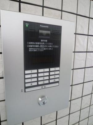 【セキュリティ】FIRST HOUSE AZUMABASHI
