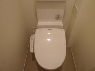 【トイレ】FIRST HOUSE AZUMABASHI