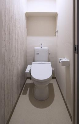 【トイレ】フジパレス駒川中野Ⅱ番館